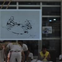 Exposição Capoeira - Pinturas