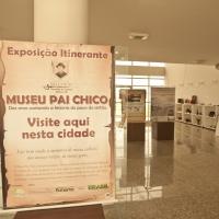 Exposição Museu Itinerante Pai Chico