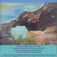 Exposições de Artes Visuais no Hall da Reitoria