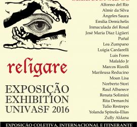 Cartaz Exposição Miradas Enredadas 2016
